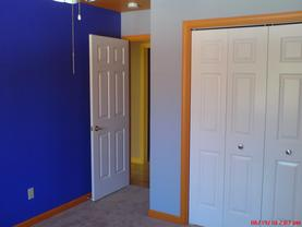 Multi-color Interior painting by Woodard